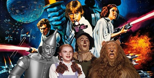 Czarnoksiężnik z krainy Oz czy Gwiezdne Wojny? Ranking wpływowych filmów wszech czasów