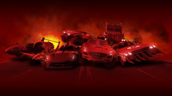 Carmageddon trafił pod skrzydła THQ Nordic
