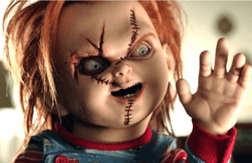 Laleczka - Chucky kontra Woody z Toy Story. Nowy plakat horroru