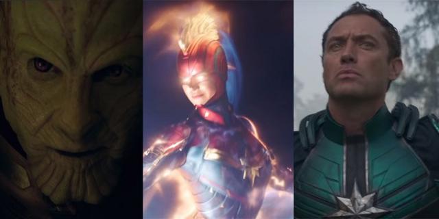 Co drugi zwiastun Kapitan Marvel mówi o MCU? Easter eggi i spekulacje