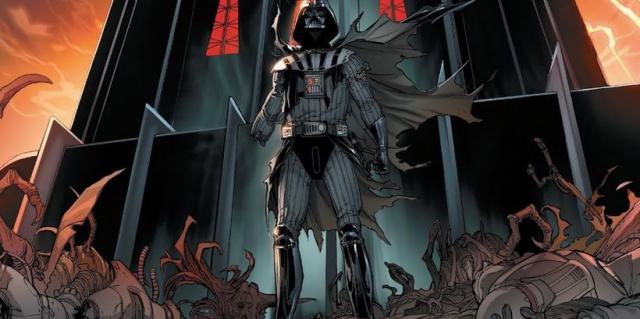 Darth Vader – tego spotkania nikt się nie spodziewał. Komiks znów zaskakuje!