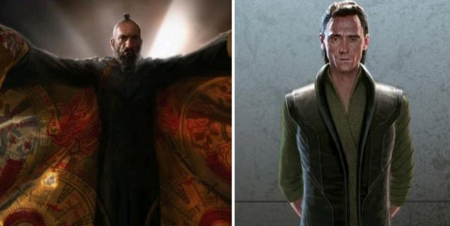 Thor: Mroczny świat i Iron Man 3 – bohaterowie mogli wyglądać inaczej. Szkice koncepcyjne
