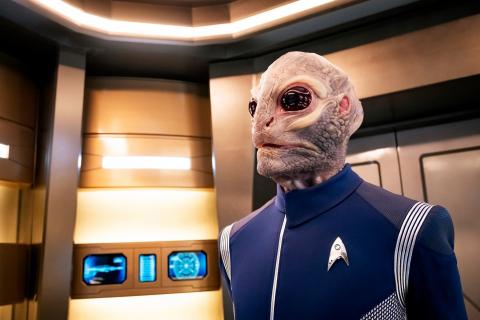 Star Trek: Discovery to nie tylko serial. Nowe historie w komiksach i książkach