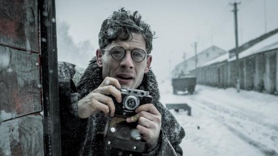 Obywatel Jones - zwiastun nowego filmu Agnieszki Holland