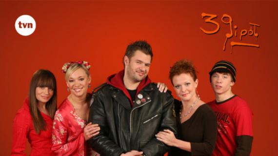 Tomasz Karolak i Marina Łuczenko powrócą w kontynuacji serialu 39 i pół