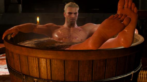 Wiedźmin 3 – ta figurka przedstawia charakterystyczną scenę z gry. Oto zdjęcia