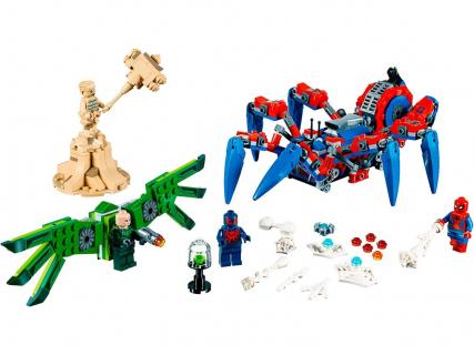 LEGO Spider-Man – konkurs – wygraj zestaw!