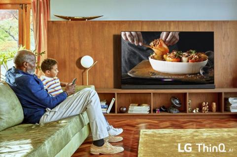 LG ujawnia karty. Podczas CES skupi się na telewizorach 8K