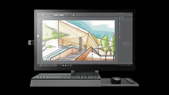CES 2019: Lenovo zaprezentowało rywala Surface Studio
