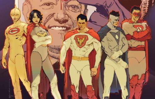 Jupiter's Legacy – oto gwiazdy serialu Netflixa na podstawie komiksu Marka Millara