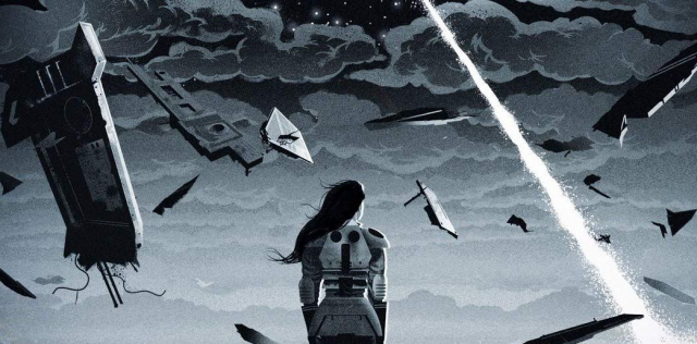 Do gwiazd: w marcu powieść sci-fi Brandona Sandersona