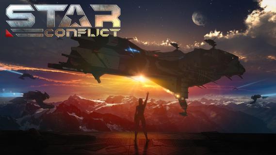 Star Conflict z nowym rozszerzeniem. Zobacz zwiastun Rise of Giants