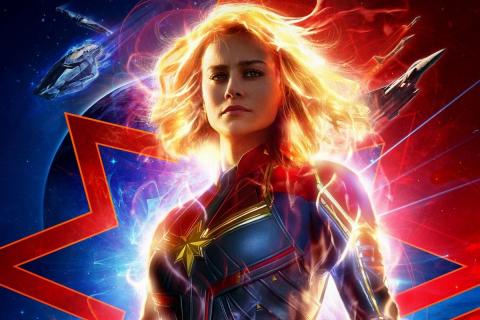 Kapitan Marvel – Brie Larson i Clark Gregg zaczynają dokrętki. Zdjęcia z planu