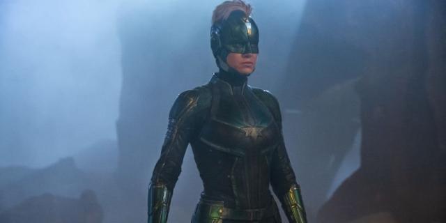 Kapitan Marvel – szczegóły filmu MCU. Co z kwestią wezwania bohaterki przez Fury'ego?