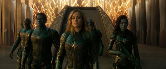 Kapitan Marvel – jaki czas trwania filmu?