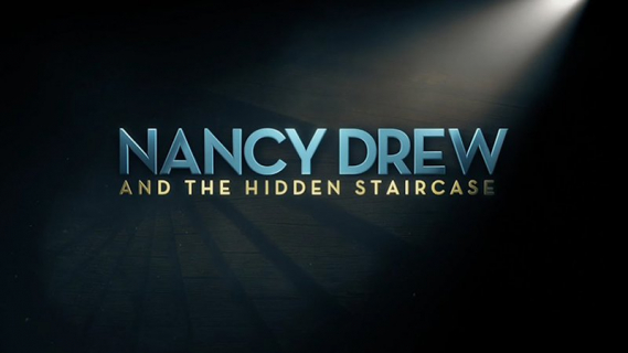 Nancy Drew and the Hidden Staircase – zwiastun filmu o nastoletniej detektyw