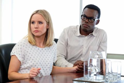 Dobre miejsce: sezon 3, odcinek 11 i 12 – recenzja