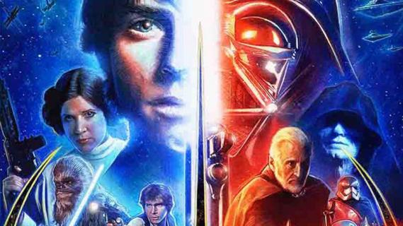 Star Wars Celebration 2019 – oficjalny plakat podkreśla klimat Gwiezdnych Wojen