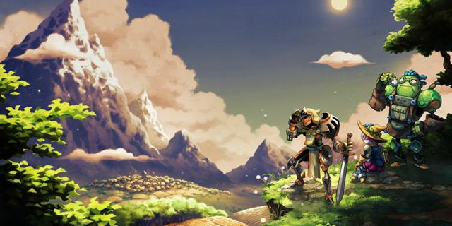 Wargroove, SteamWorld Quest i inne. Te gry niezależne trafią wkrótce na Switcha