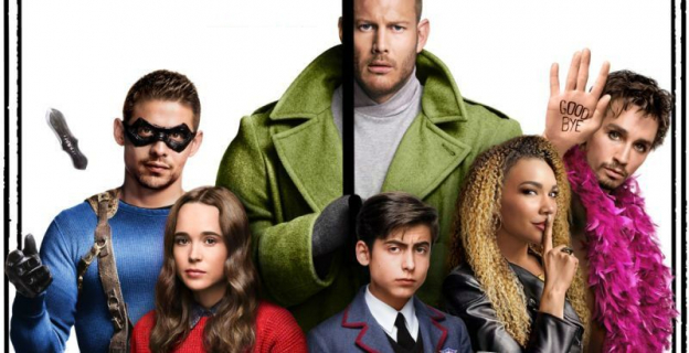 The Umbrella Academy: sezon 1 – recenzja