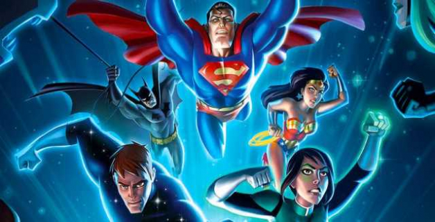 Justice League vs. The Fatal Five – data premiery i okładka wydania Blu-ray