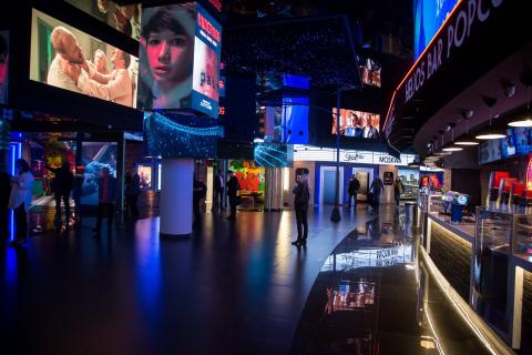 Times Square w Warszawie, czyli multipleks Helios w końcu w stolicy