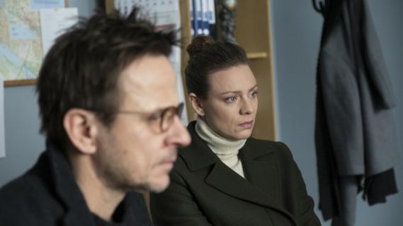 Pod powierzchnią – zdjęcia z planu 2. sezonu serialu