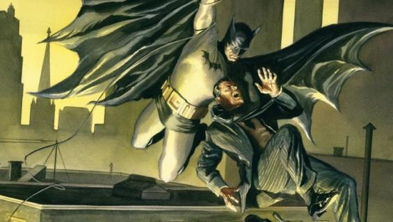Alex Ross przerobił legendarną okładkę komiksu z Batmanem – oto efekt