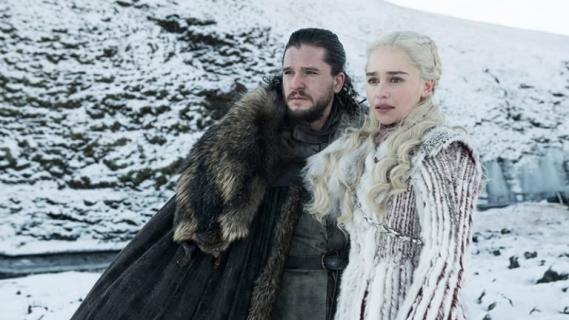 Gra o tron – 8. sezon przybył wraz z zimą. Pierwsze zdjęcia