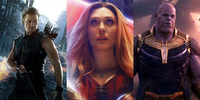 Avengers: Koniec gry – wiedzieliście, że postacie z MCU mają tyle lat?