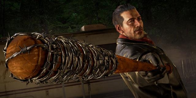 Negan z The Walking Dead w grze Tekken 7. Zwiastun i data premiery