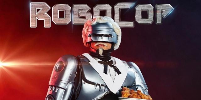 RoboCop promuje KFC. Zobacz reklamę