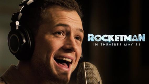 Rocketman – Taron Egerton jako Elton John. Zobacz, jak śpiewa!