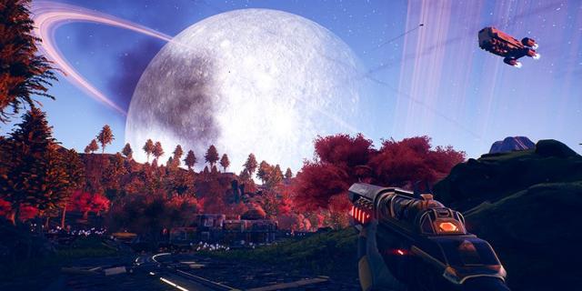 The Outer Worlds z czasową wyłącznością dla Epic Games Store i Windows Store