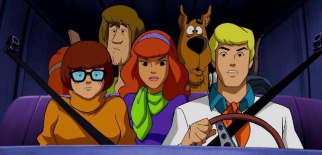Scoob! - wyciek plakatu kinowego filmu. Scooby-Doo powraca
