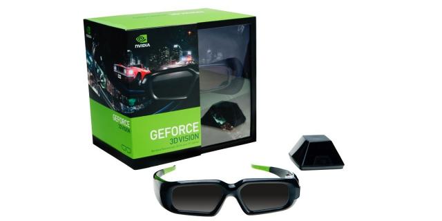 Nvidia kończy z 3D Vision