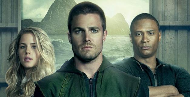 Medytacja przesądziła - ostatnia scena serialu Arrow została zmieniona
