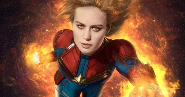 Brie Larson o hejterach Kapitan Marvel: Nie mam na to czasu