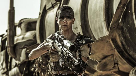 Mad Max: gwiazda Młodych mutantów i Emmy jako młoda Furiosa w spin-offie?