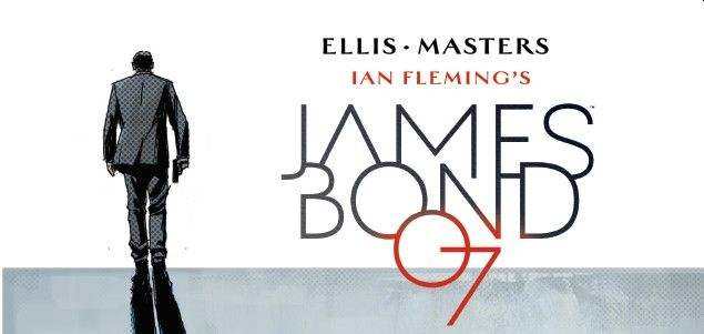 James Bond: Warg i Eidolon – recenzja komiksów
