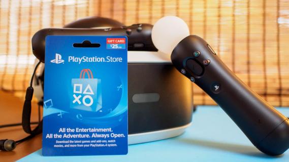 Koniec ze zdrapkami na gry. Sony wycofuje produkt