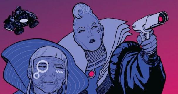 Paper Girls - Amazon stworzy w końcu serial na podstawie komiksu