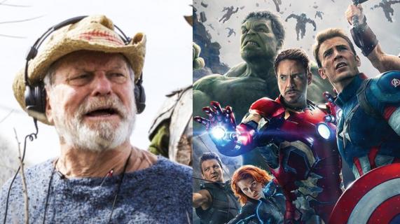 Terry Gilliam uważa, że filmy superbohaterskie są nudne. W MCU jest jednak wyjątek