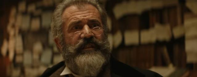 The Professor and The Madman – zwiastun filmu z Melem Gibsonem w roli głównej