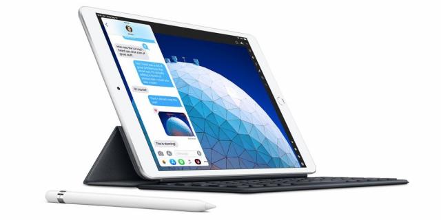 Apple po cichu wprowadza nowe iPady