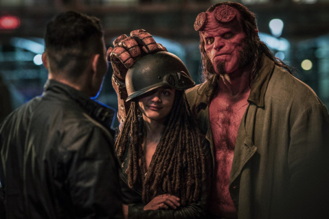 Hellboy – dlaczego twórcy zdecydowali się na kategorię R?
