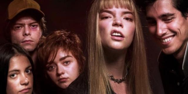Nowi mutanci - zwiastun filmu. Horror o mutantach z komiksów
