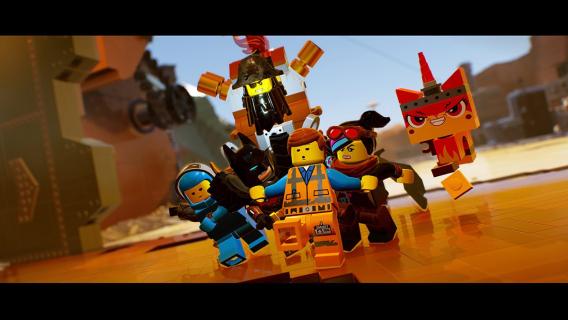 LEGO Przygoda 2: Gra wideo – recenzja gry
