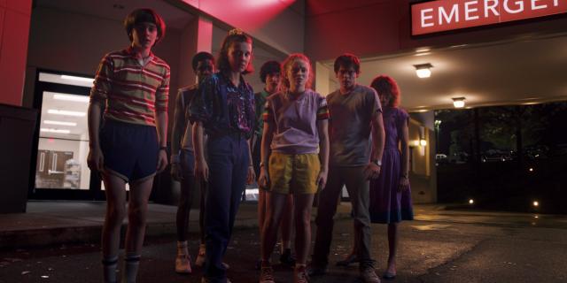 Stranger Things - gdzie powstaną zdjęcia do 4. sezonu serialu?