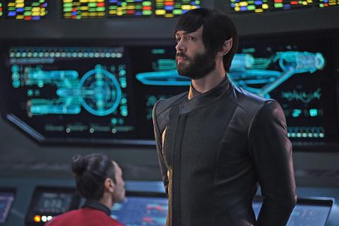 Star Trek: Discovery to udany hołd dla klasyki. Teraz czas na podróż w nieznane